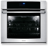 "EW27EW55PS Electrolux - 27"" Electric Single 3.9 Cu. Ft. Wall Oven with Perfect Convection - Stainless Steel"