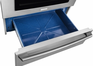 "EW30IS80RS Electrolux 30"" Slide-in Induction Range with 4 Cooking Zones - Stainless Steel"