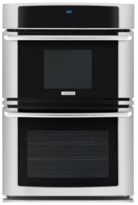 "EW30MC65PS Electrolux 30"" Electric Convection Wall Oven with Built-In Microwave - Stainless Steel"