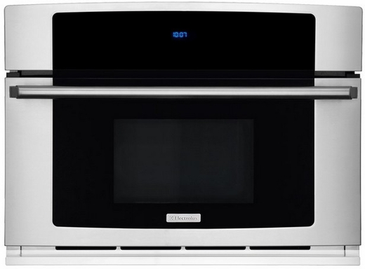 "EW30SO60QS Electrolux - 30"" Buit-in Convection Microwave with Drop Down Door - Stainless Steel"