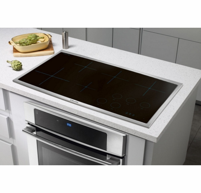 Electrolux Induction Cooktop Black