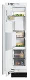 "F1473SF Miele 18"" All Freezer Fully Integrated with In Door Dispenser Left Hinged - CleanTouch Stainless Steel"