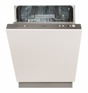 "F6DW24FI1 Fulgor Milano 24"" Fully Integrated Dishwasher with Turbidity Sensor and 9 Wash Cycles - Custom Panel"