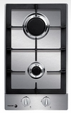 "FA-320SX Fagor 12"" Gas Cooktop - Stainless Steel"