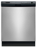 "FDB2410HIC Frigidaire Energy Star 24"" Built-In Dishwasher - Stainless Steel"