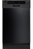 "FFBD1821MB Frigidaire  18"" Built-In Dishwasher - Black"