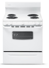 FFEF3009PW Frigidaire Gallery 30'' Freestanding Electric Range with 4.2 Cu. Ft. Oven - White