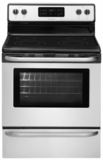 "FFEF3024RS Frigidaire 30""  Freestanding Electric Range with 4 Smoothtop Elements and Self-Cleaning Mode - Stainless Steel"