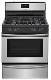 "FFGF3051TS Frigidaire 30"" Freestanding Gas Range Quick Boil and Sealed Gas Burners - Stainless Steel"