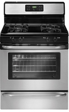 "FFGF3053LS Frigidaire 30"" Freestanding Gas Range with 14,000 BTU Burner - Stainless Steel"