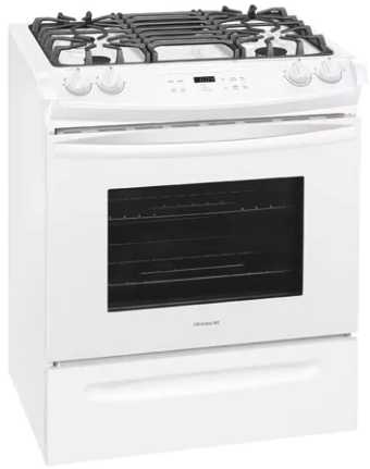 ffgs3026tw frigidaire 30 slide in gas range with one touch self rh us appliance com frigidaire elite self cleaning oven manual frigidaire gallery oven manual self cleaning