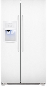 FFHS2322MW Frigidaire  22.6 Cu. Ft. Side-by-Side Refrigerator - White