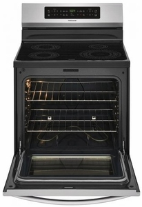 """FFIF3054TS Frigidaire 30"""" Freestanding Induction Range with Quick Clean and Temperature Precision - Stainless Steel"""