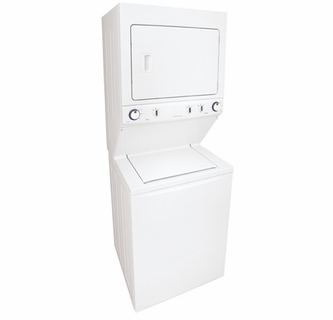 Ffle3911qw Frigidaire 27 Electric Washer Dryer Combo With 8 Wash