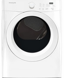 FFQE5000QW Frigidaire 7.0 Cu. Ft. Electric Dryer with Quick Dry & Wrinkle Release - White