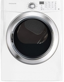 FFSE5115PW Frigidaire 7.0 Cu. Ft. Electric Dryer Featuring Ready Steam - White