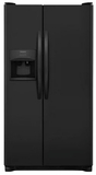 FFSS2615TE Frigidaire Side-by-Side 25.6 Cu. Ft.Refrigerator with Read-Select Controls and Pure Source 3 - Ebony