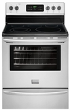 FGEF3030PF Frigidaire Gallery 30'' Freestanding Electric Range - Smudge-Proof Stainless Steel