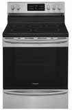 "FGEF3036TF Frigidaire 30"" Freestanding Gas Range with Steam Cleaning and Quick Bake Convection - Stainless Steel"