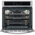 """FGEW2765PF Frigidaire Gallery 27"""" Electric Single Oven with Convection & Steam Cleaning - Smudge-Proof Stainless Steel"""