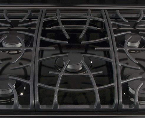 FGGF3030PF Frigidaire Gallery 30'' Freestanding Gas Range - Smudge-Proof Stainless Steel