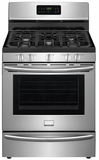FGGF3035RF Frigidaire Gallery 30'' Freestanding Gas Range with Quick Bake Convection - Stainless Steel