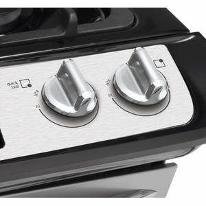 """FGGS3065PF Frigidaire Gallery 30"""" Gas Slide-In Range with Convection & Sealed Burners - Smudge-Proof Stainless Steel"""