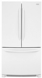 "FGHN2868TP Frigidaire 36"" Gallery Series French Door Bottom Mount 27.6 Cu. Ft. Refrigerator with Crisp Seal and PureSource Ultra II Water Filtration - White"