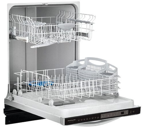 FGID2466QF Frigidaire Gallery 24'' Built-In Dishwasher with OrbitClean Technology - Stainless Steel