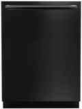 "FGID2476SB Frigidaire 24"" Gallery Series Fully Integrated Dishwasher with OrbitClean and EvenDry - Black"
