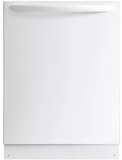 "FGID2476SW Frigidaire 24"" Gallery Series Fully Integrated Dishwasher with OrbitClean and EvenDry - White"