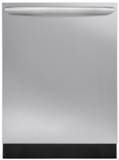 "FGID2477RF Frigidaire 24"" Tall Tub Built-In Dishwasher with 7 Wash Cycles - Stainless Steel"