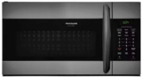 "FGMV155CTD Frigidaire  30"" Gallery Series Over the Range Microwave with Sensor Cooking and Interior LED Lighting - Black Stainless Steel"