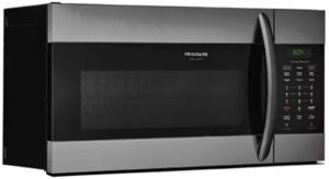 "FGMV155CTD Frigidaire 30"" Gallery Series Convection Over the Range Microwave with Sensor Cooking and Interior LED Lighting - Black Stainless Steel"