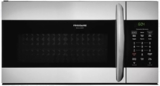 "FGMV155CTF Frigidaire  30"" Gallery Series Over the Range Microwave with Sensor Cooking and Interior LED Lighting - Stainless Steel"