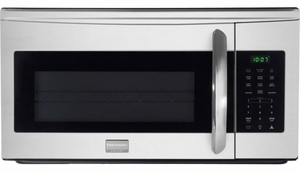 FGMV175QF Frigidaire Gallery 1.7 Cu. Ft. Over-The-Range Microwave - Stainless Steel