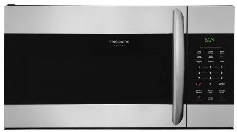 FGMV176NTF Frigidaire Gallery 1.7 Cu. Ft. Over-The-Range Microwave with PureAir Filter and SpaceWise Rack - Smudge Proof Stainless Steel