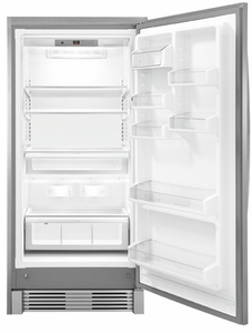 "FGRU19F6QF Frigidaire Gallery 32"" 19 Cu. Ft.  All Refrigerator with Smudge Proof Stainless Steel"