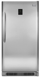 "FGVU17F8QF Frigidaire Gallery 34"" Wide 17.0 Cu. Ft. 2-in-1 Upright Convertible Freezer or Refrigerator - Smudge-Proof Stainless Steel"