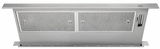 """FH36DD50MS Frigidaire 36"""" Downdraft with Washable Filters - Stainless Steel"""