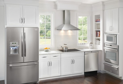 FHWC3055LS Frigidaire 30'' Canopy Wall-Mounted Hood with Dual Fans - Stainless Steel