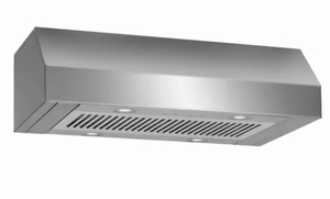 """FHWC3650RS Frigidaire 36"""" Under Cabinet Range Hood with 400 CFM External Blower and 3 Fan Speeds - Stainless Steel"""