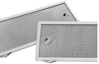 FHWC3660LS Frigidaire 36'' Glass Canopy Wall Mount Hood with Washable Filters - Stainless Steel