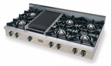 Five Star Cooktops - 48 INCH NATURAL GAS