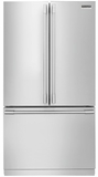 """FPBG2277RF 36"""" Frigidaire Professional 22.6 Cu. Ft. French Door Counter Depth Refrigerator with PureAir Ultra Filtration System - Stainless Steel"""