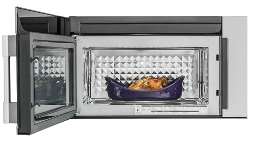 FPBM3077RF Frigidaire Professional 1.8 Cu. Ft. 2-In-1 Over-The-Range Convection Microwave - Stainless Steel