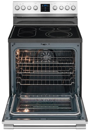 FPEF3077QF Frigidaire Professional 30'' Freestanding Electric Range with PowerPlus Convection - Stainless Steel
