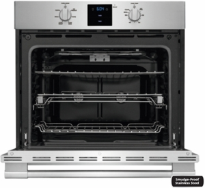 "FPEW3077RF Frigidaire Professional 30"" Single Electric Wall Oven with 4.6 cu. ft. Dual Convection Oven - Stainless Steel"