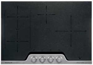 """FPIC3077RF Frigidaire 30"""" Professional Induction Cooktop with PowerPlus Induction Technology - Black"""