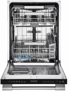 """FPID2498SF Frigidaire 24"""" Professional Series Built-In Dishwasher with OrbitClean and EvenDry - Stainless Steel"""